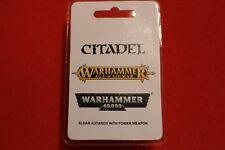 Games Workshop Warhammer 40k Eldar Winged Autarch with Power Weapon WH40K OOP