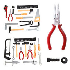 Worth Plastic Building Tool Kits Set Builders Kids DIY Construction Toy Gift Hot