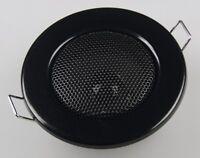 Decken Einbaulautsprecher Lautsprecher Halogen Look Ø 8cm Wandeinbaulautsprecher