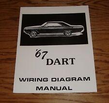 1967 Dodge Dart Wiring Diagram Manual 67