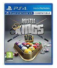 Hustle Kings VR | PlayStation VR PSVR 4 PS4 New