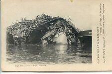 CP 83 Var - Toulon 25 sept. - Catastrophe de la Liberté - Après l'explosion