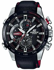 CASIO EDIFICE RACE LAP Chronograph EQB-800BL-1AJF Men's Watch New in Box