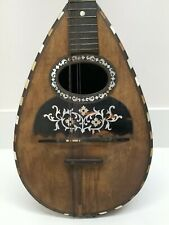 More details for early il globo italian mandolin in need of tlc beautifully made instrument