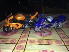 Modellini Moto Suzuki e Kawasaki