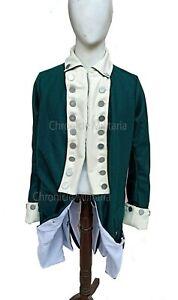 Revolutionary war Marine coat