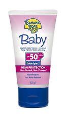 Banana Boat Baby High Protection Sun Lotion SPF 50 60ml Brand New UK