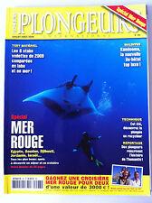 PLONGEURS n°98 du 7/2009; Spécial Mer Rouge/ Maldives/ Stabs vedettes