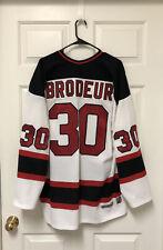 Martin Brodeur New Jersey Devils Ccm Jersey Nhl Stanley Cup Finals
