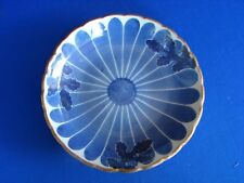 ANTIQUE CHINESE OR JAPANESE BLUE AND WHITE PLATE