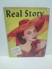 Real Story Magazine September 1944 Letter To My Love eb3878