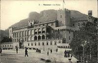 Monaco AK ~1910 Le Palais Palast Schloss Palazzo Verlag Kleidmann ungelaufen