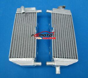 Aluminum radiator For Yamaha YZ250 YZ 250 2-stroke 1996-2001 1997 1998 1999 2000