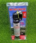 Frontiersman 30ft Bear Attack Deterrent Spray 7.9 OZ. W/ Belt Holster - FBAD-04 <br/> Expires: 03/2024! Brand NEW! Belt Holster Included!