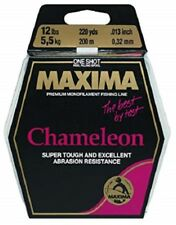Maxima America One Shot 220 yd Fishing Line Red Chameleon