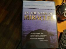 New listing In The Name Of Miracles > Dvd A Family Tragedy Transformed By God'S Mercy.