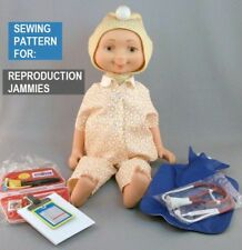 Sewing Pattern ~ Hedda Get Bedda Jammies ~ Plus Thermometer! Whimsies!