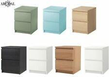 IKEA 51cm-55cm Height Bedside Tables & Cabinets
