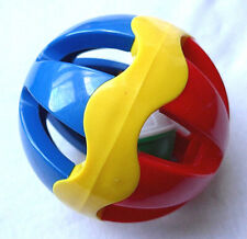 GREIFLING RASSEL - großer Ball -MOTORIK - Spiele - Rassel -Kugel