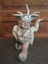 The Gnomes Of Toad Hollow Showgirl Gnome 15 Inches Tall