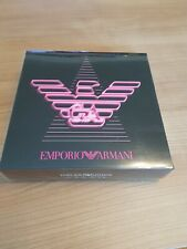 Emporio Armani She Set 50ml Parfum, 75 ml Duschgel und 75ml Bodylotion Neu