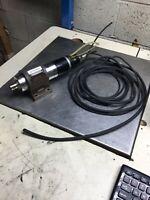 Precise 60,000 RPM Spindle, SC62M 2-Phasig, w/ Mounting Block, READ DESCRIPTION