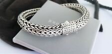 John Hardy - Classic Chain 11mm Silver Bracelet *Limited Edition* Mint! $975