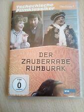 DER  ZAUBERRABE   RUMBURAK    (DVD ~ Neuwertig)