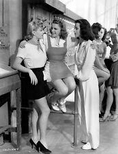 8x10 Print Judy Garland Hedy Lamarr Lana Turner #34767L