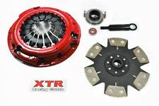 XTR STAGE 4 CLUTCH KIT for 2006-2014 SUBARU IMPREZA WRX 2.5L TURBO EJ255 5-SPEED