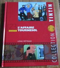 TINTIN LIVRET N° 23 - TOUT SAVOIR SUR  ~ L' AFFAIRE TOURNESOL ~ LONG METRAGE