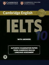 NEW Cambridge IELTS 10 Student's Book with Answers with Audio by Cambridge Eng L