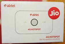 Airtel 4G Wifi Huawei E 5573cs-609 Airtel 4G LTE 150 MBps Wi-Fi Modem White (U)