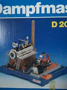Wilesco dampfmaschine