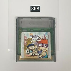 Rugrats in Paris The Movie Nintendo Gameboy Color/Colour game oz398