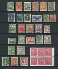 Used Single Canadian Stamps