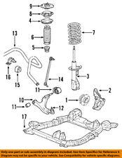 Acura HONDA OEM 07-09 MDX Front Suspension-Strut 51605STX365