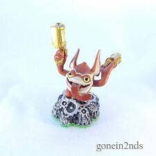 Skylanders Spyros Adventure Trigger Happy swap force/trap team/superchargers