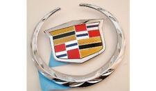 Cadillac CTS-V 2009 2010 2011 Grille Emblem!! WREATH & CREST OEM!!