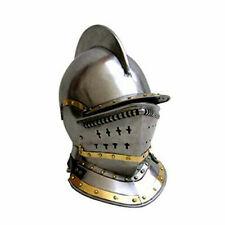 New Medieval Burgonet helmet roman helm ancient Armour Halloween