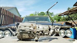 original ansen 4-speed shifter 1959-63 Impala SS Biscayne BelAir borg warner T10