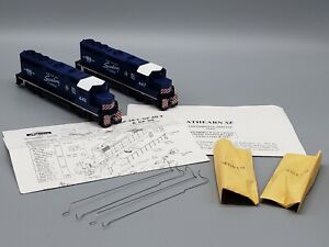 ATHEARN SPECIAL EDITION 2201 FLORIDA EAST COAST 100TH ANNIVERSARY DIESEL ENGINES