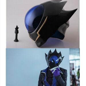 Code Geass Lelouch Zero Helmet Mask FRP Assembly Reinforcement Cosplay Prop Gift