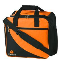 Boule de Bowling Sac Ebonite Basique Orange, Avec Place Pour Chaussures