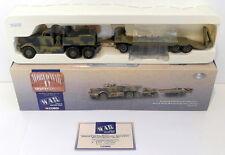 Corgi 1/50 Scale CC55107 - Diamond T90 Tank Transporter - British Army 1942/43