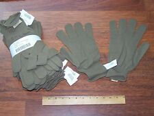 Glove Inserts Mittens Liner Coyote USA Military Army USMC Marine Corps XLG w P38