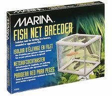 Marina Fish net breeder breeding fry trap isolation sick tank hatchery aquarium