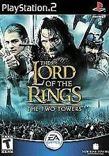 Lord of the Rings: The Two Towers (Sony PlayStation 2, 2002) - European Version