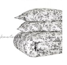 Ikea Alvine Kvist Duvet Quilt Cover French Country Toile Floral Twin Single Set