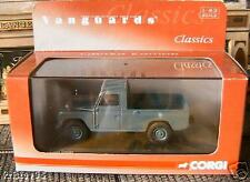 LAND ROVER BLUE 7608 VANGUARDS 1/43 GREAT BRITAIN CORGI
